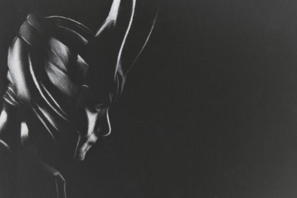 Tom Hiddleston par AnaPisichiuta